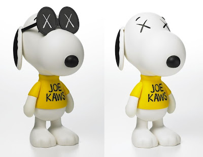 &#8220;Joe Kaws&#8221; Snoop Vinyl Figure by Kaws