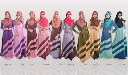ZEA DRESS,  Cantik Sangat Dengan Rekaan TErkini Pasti Penampilan Anda Lebih MEnawan