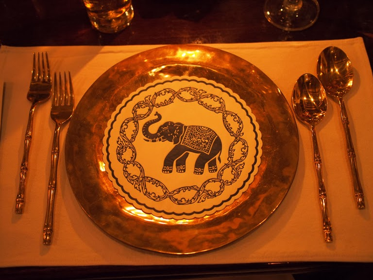 blue elephant bangkok