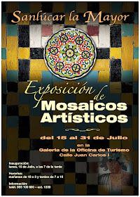 Exposición de Mosaicos Artisticos