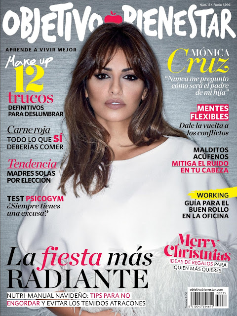 Actress, @ Monica Cruz - Objetivo Bienestar Spain,