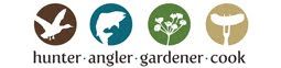 Hunter Angler Gardener Cook