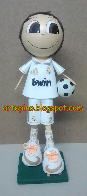Aqu   Va Otro Fofucho Del Real MadridM  S Fotos En FOFUCHASarte Pino