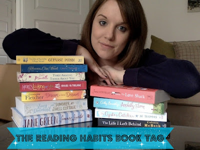 The Reading Habits Book Tag