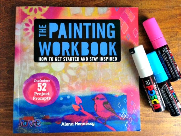 The Painting Workshop by Alena Hennessy