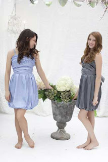 Vestidos de festas para jovens garotas