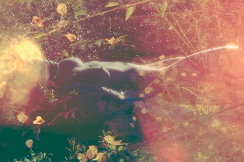 Natalia Kovachevski. Autorretrato | Selfportrait
