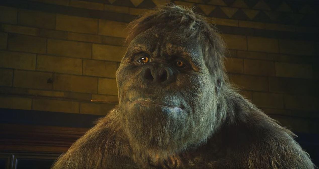 How does bigfoot look like
