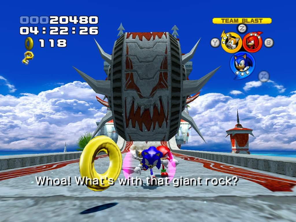 Sonic 2 Heroes Super Edition