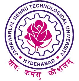 Jntu Hyderabad B.Tech First year syllabus