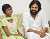 Pawan Kalyan meets Srija n family-thumbnail-15