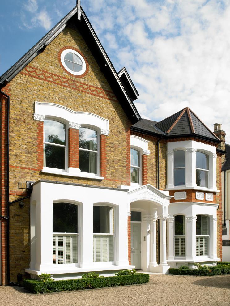 50 fotos de fachadas de casas modernas peque as bonitas for Casas modernas lindas