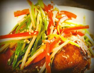 Pollo oriental