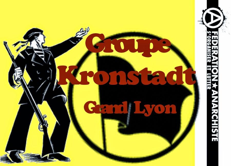 Le blog du groupe Kronstadt de la Fédération anarchiste