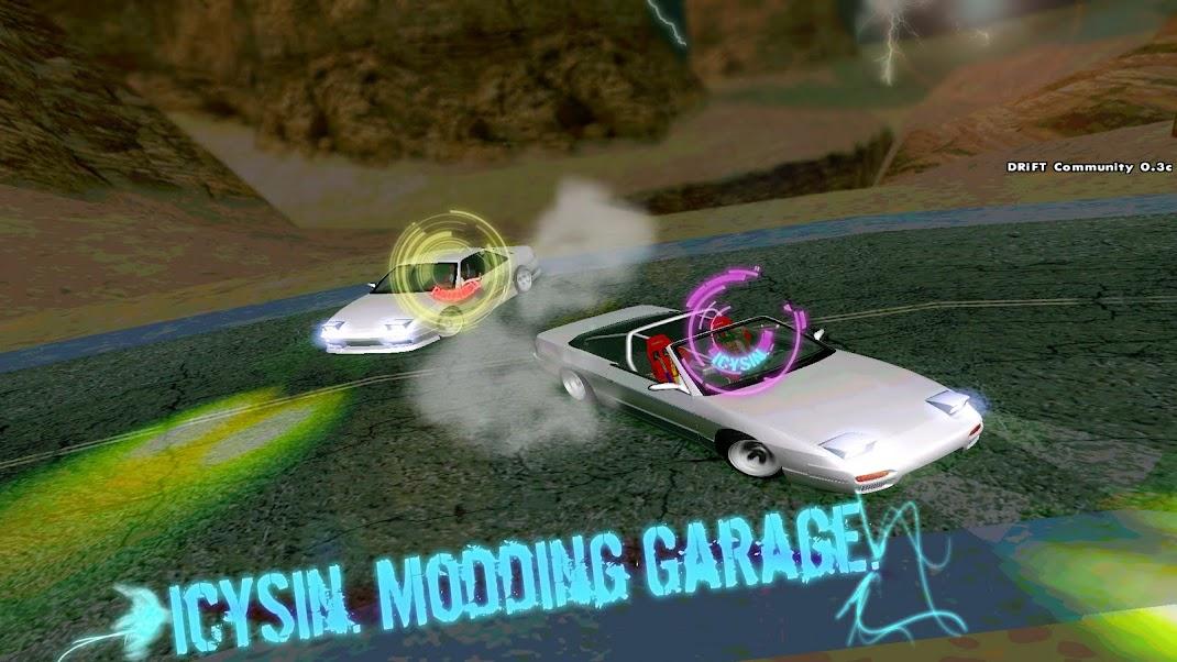 IcySin.'s Modding Garage.