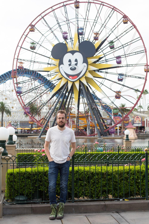 Disneylands California Adventure Mickeys Fun Wheel