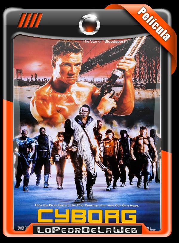 Cyborg (1989) [Jean-Claude Van Damme] 720p h264 Dual