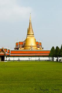 bangkok, le wat phra keo