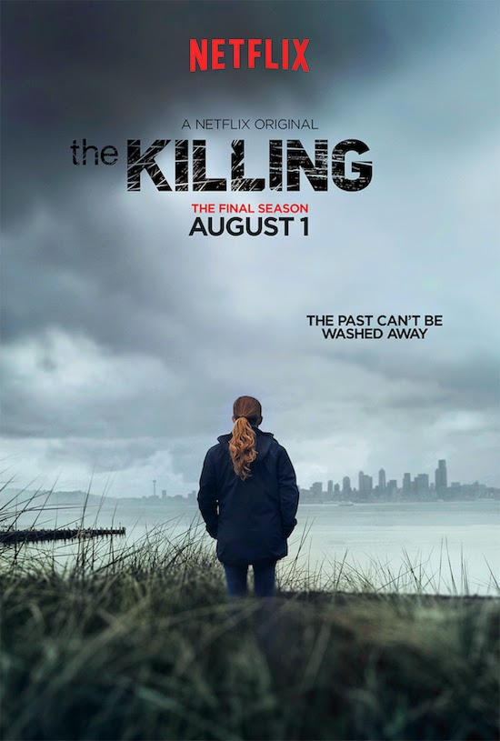 The Killing - Season 4 - Promotional Poster