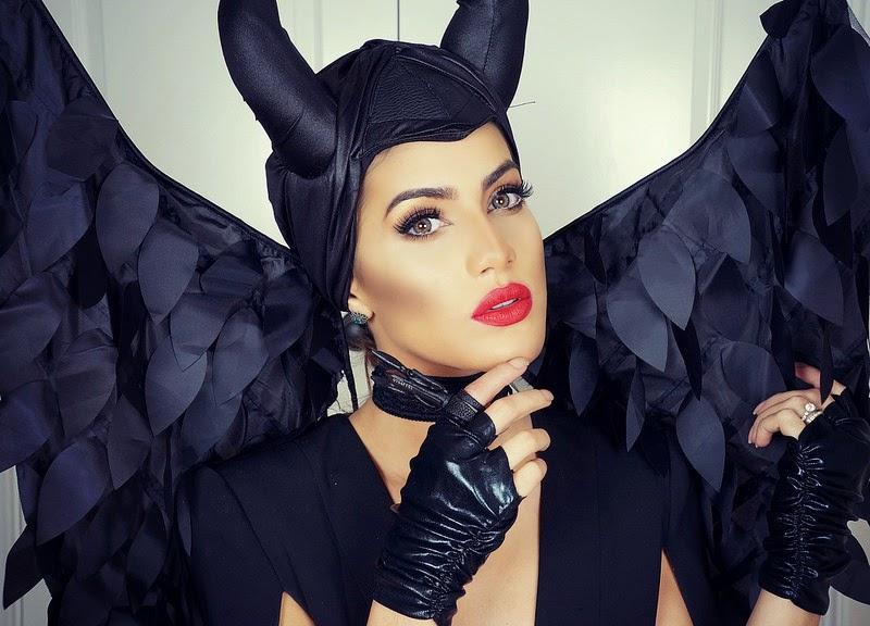 maquiagens-maquiagem halloween,malevolent makeup pro hallowen, festa a fantasia