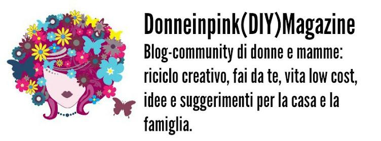 donneinpink magazine