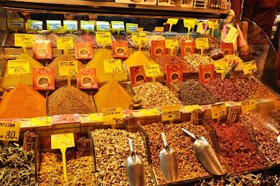 Bazar especias, basar egipci