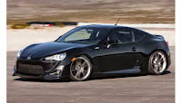 Scion FR S, Affordable Sport Car Design