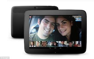 Nexus 10 harga dan spesiifkasi