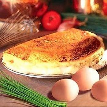Ajustando as velas omelete da m re poulard e o mont saint michel - Omelette de la mere poulard ...
