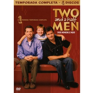 Promoção 1ª Temporada de Two and Half Men