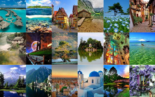 Las imágenes más hermosas del mundo 2011 (Parte 1)