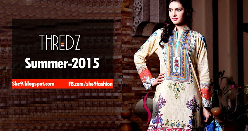 Thredz Designer Summer Collection 2015