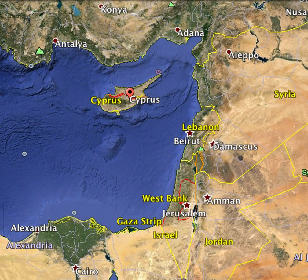 Don croners world wide wanders cyprus 10000 bc to present from the southwest coast of cyprus its 280 miles to alexandria at the mouth of the nile in egypt and 325 to the big bopper cairo gumiabroncs Gallery