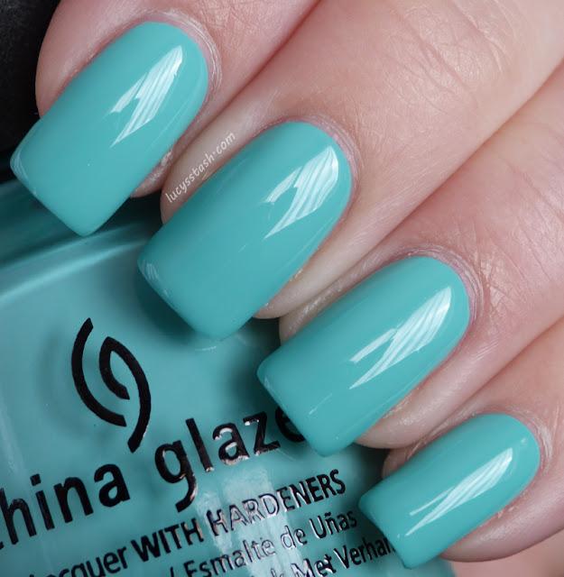 Lucy's Stash - China Glaze Aquadelic
