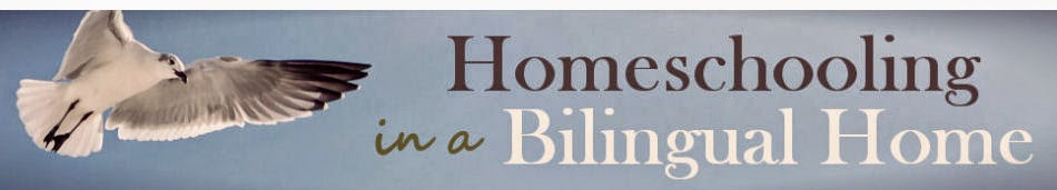 Homeschooling in a Bilingual Home