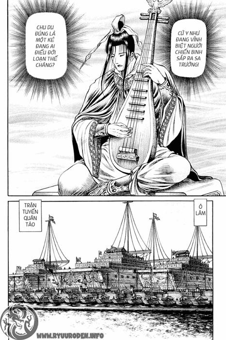 Chú Bé Rồng - Ryuuroden chap 57 - Trang 10