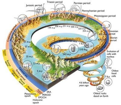 EVOLCIÓN GEOLÓGICA DEL PLANETA | ¿Por que ciencias de la Tierra?