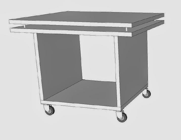 holzbohrer unterschrank f r kreiss ge. Black Bedroom Furniture Sets. Home Design Ideas