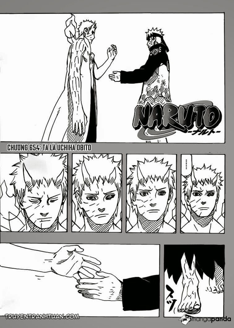 Naruto - Chapter 654 - Pic 2