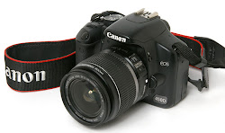 ♥ EQUIPMENT: CANON 450d