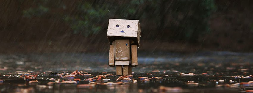 Ảnh bìa tâm trạng mưa buồn