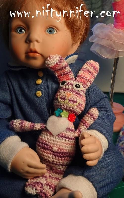 Amigurumi Easter Bunny