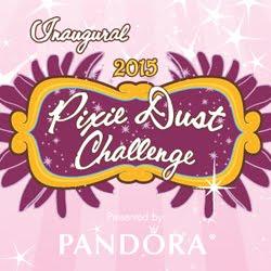 Pixie Dust Challenge 2015