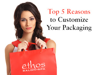 Top 5 Reasons to Personalize your Retail Packaging