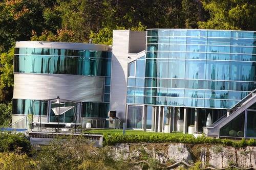 Justin Bieber luxury new home