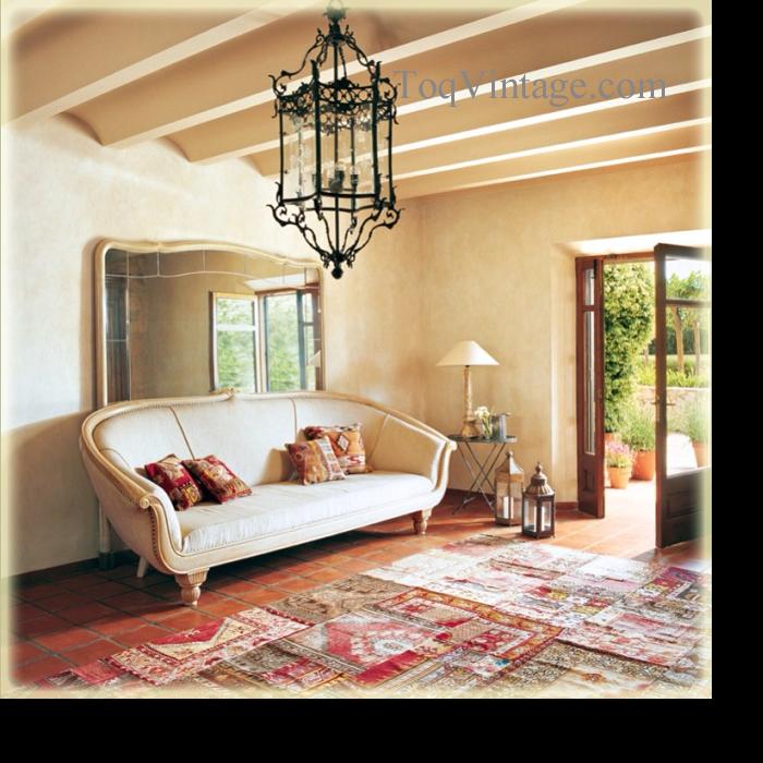 Toqvintage las alfombras for Alfombras recibidor
