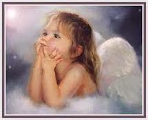 Undrande ängel