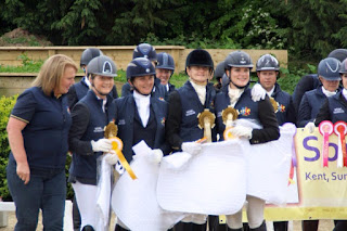 Hunting for my (dressage) Horse: Team Inter-Regionals Hooly, I mean Competition, and a trip to Nikki Crisps!!