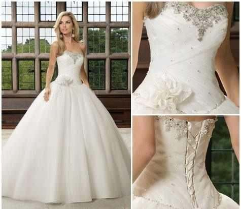 Notitas y algo más...: Amo los Vestidos de novia