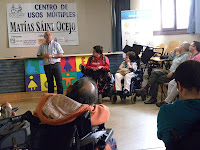 Delegación en Cantabria de la Asociación Española de ANIRIDIA